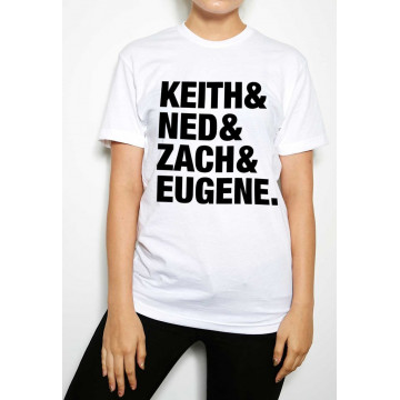 The Try Guys Keith Ned Zach Eugene Tee Shirts Shop Buzzfeed
